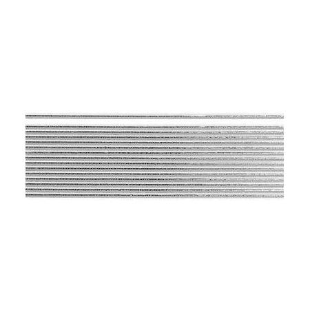 Bandes de cire ronde 2mm 20cm