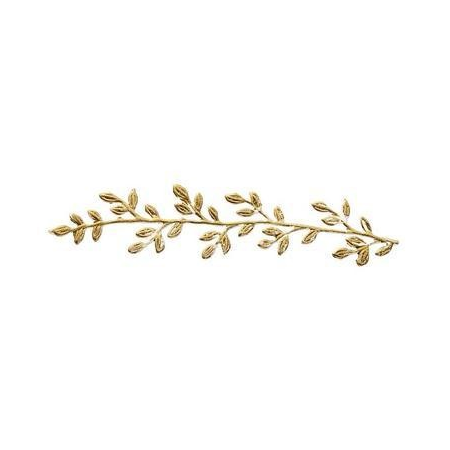 Branche de feuilles 11cm
