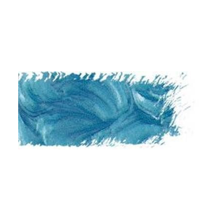 Crayon pour bougie bleu métal