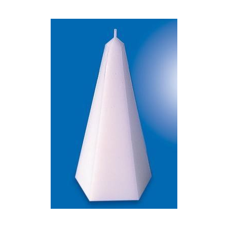 Moule p. bougies cône 76mm