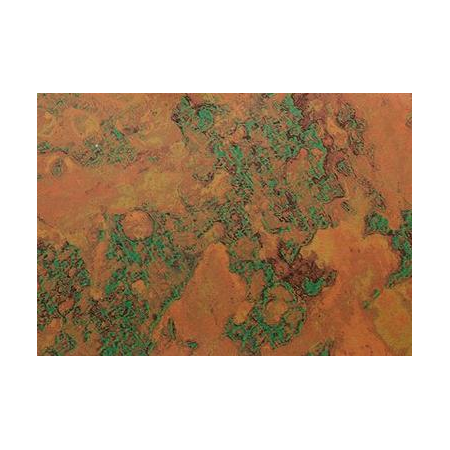 Cire décorative marbré 175 x 80 0.5 mm