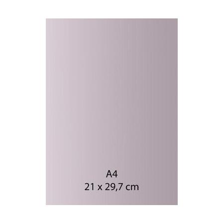 Papier auto-adhésif lavande A4 110GRS