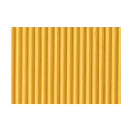 Carton ondulé 50x70cm jaune