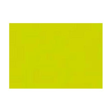 Papier crépon fin vert printemps 2.50 m x 50 cm
