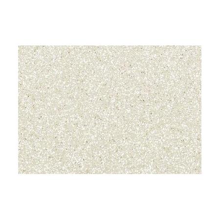 Papier auto-adhésif A4 blanc paiileté