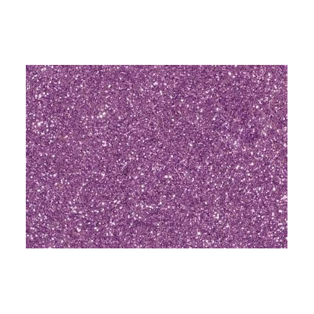 Colle pailletée 50ml lilas