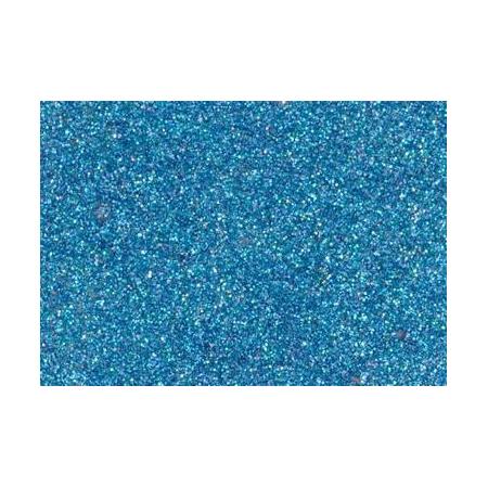 Colle pailletée 50ml bleu clair