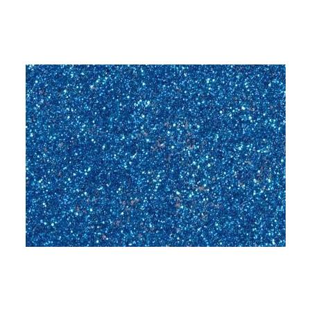 Colle pailletée 50ml bleu