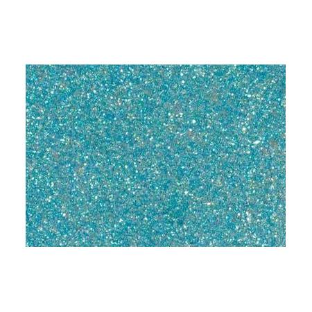 Colle pailletée 50ml turquoise