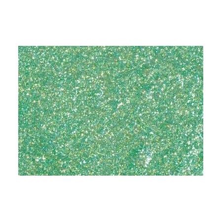 Colle pailletée 50ml vert clair