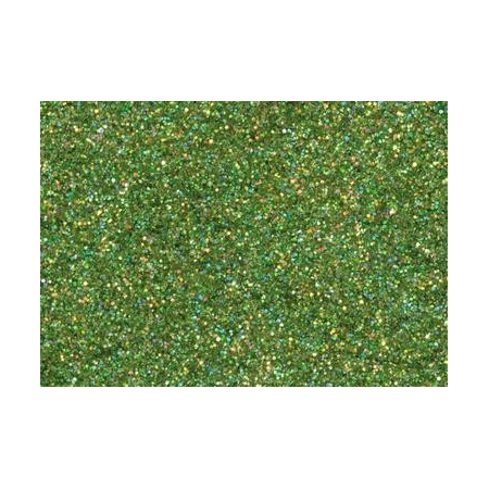 Colle pailletée 50ml vert