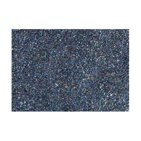 Colle pailletée 50ml gris