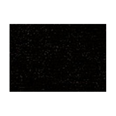 Peinture WACO pour textile - tissu clair - noir 50ml