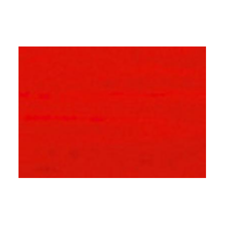 Peinture sur verre transparente WACO - rouge 50ml