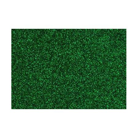 Film à repasser glitter 9x16 lime