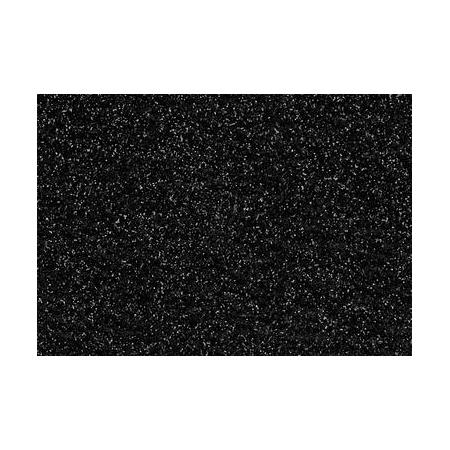 Film à repasser glitter 9x16 noir