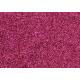 Film à repasser glitter A4 rose