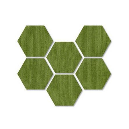 Bigz Die Quilting Hexagons, 3/4''