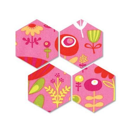 Bigz Die Quilting Hexagons, 1 1/4''