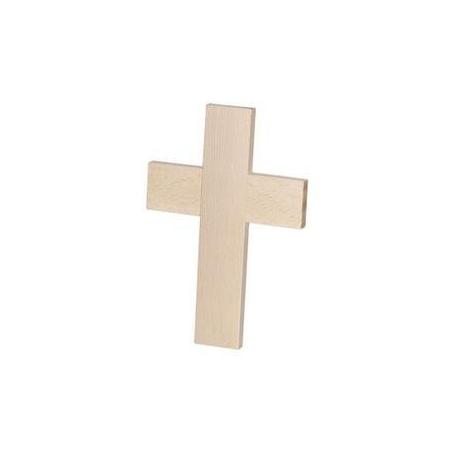 FSC Croix en bois18x11x1,2cm