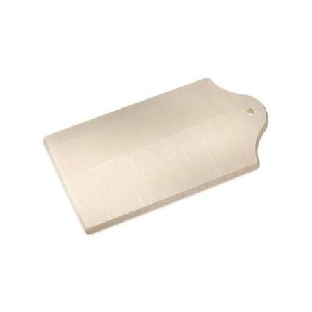 FSC Planchette en bois 22x12cm