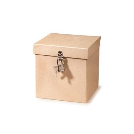 FSC Boîte à bijoux/cadenas12,5