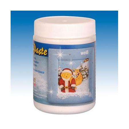 Pâte 'neige' 118 ml blanc