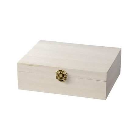 Boîte rectang.27,5x18,8cm