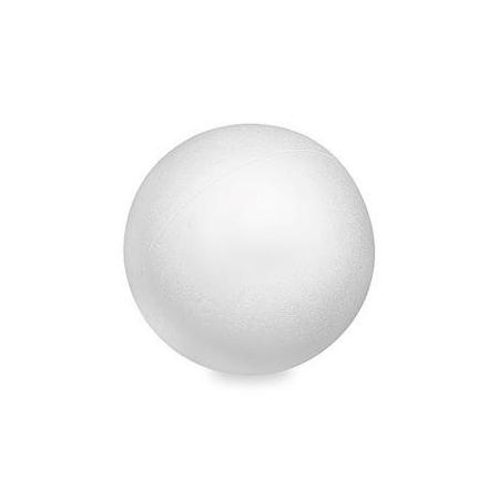 Boule en polystyrène 6cm