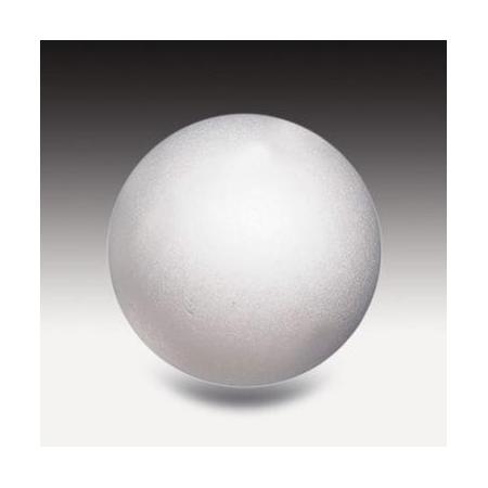 Boule en polystyrène blanc 3cm 50 pièces