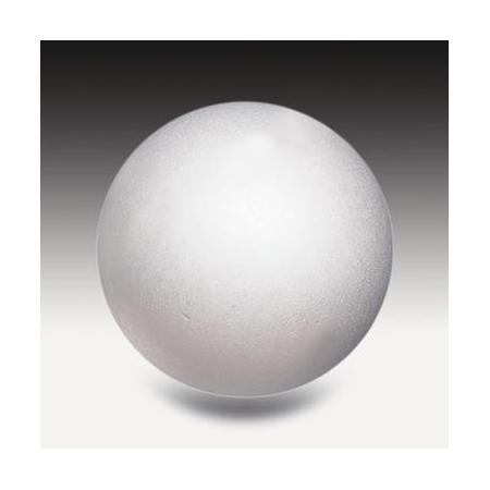 Boule en polystyrène blanc 5cm 50 pièces
