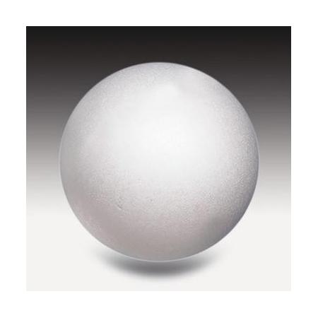 Boule en polystyrène blanc 6cm 50 pièces