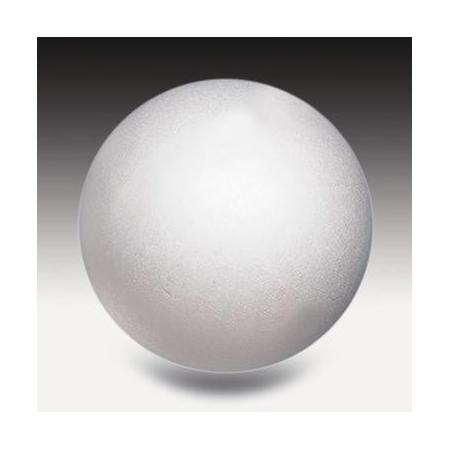 Boule en polystyrène blanc 7cm 50 pièces