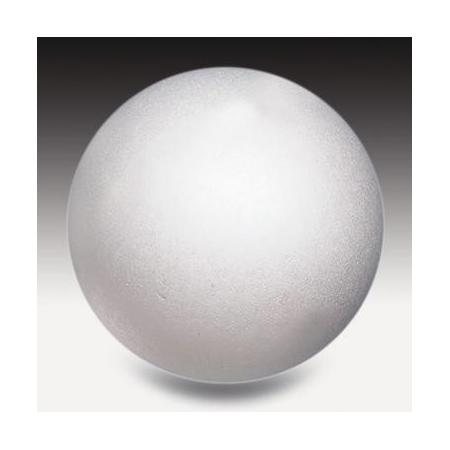 Boule en polystyrène blanc 10cm 50 pièces