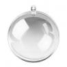 Boule divisible en plastique 6cm