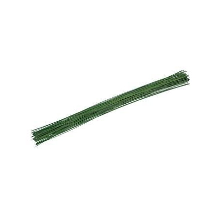 Fil de fer p. tiges de fleurs 20 cm