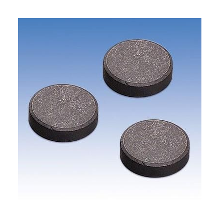 Aimants ronds, 20x5mm