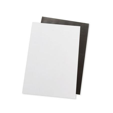 Feuille magnet blanc DIN A4