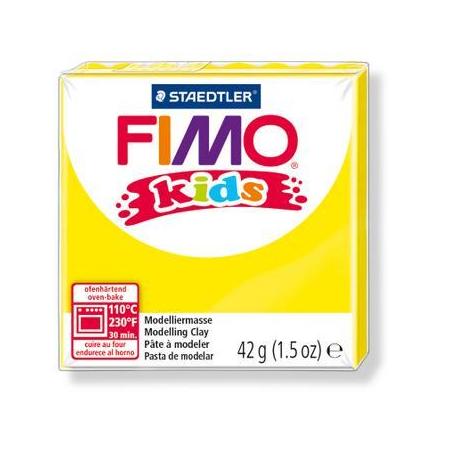 FIMO kids, jaune 42g