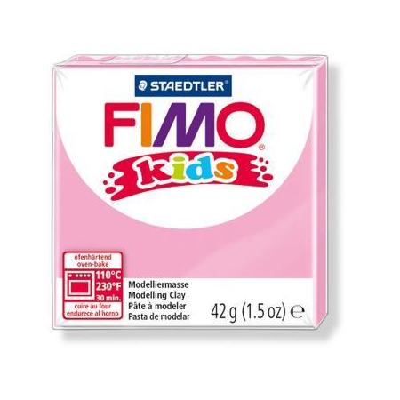 FIMO kids, rose clair 42g