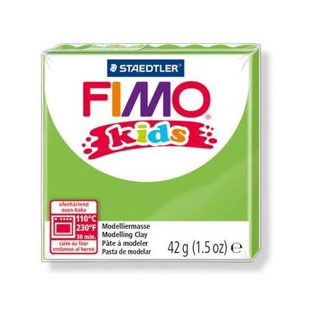 FIMO kids, vert clair 42g