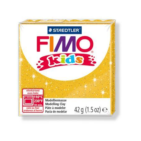 FIMO kids, glitter or 42g