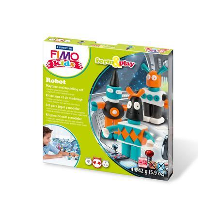 FIMO kids kit form & play, robot