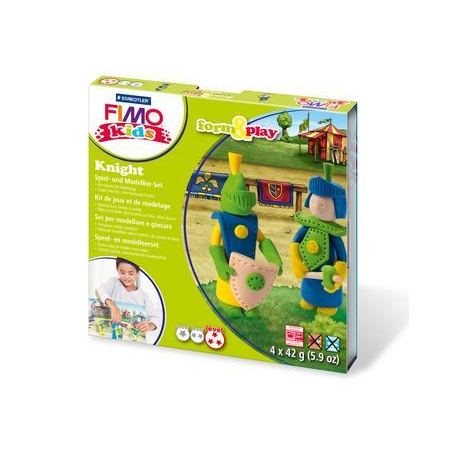 FIMO kids kit form & play, chevalier