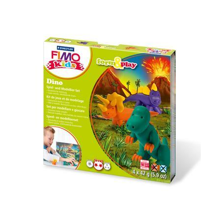 FIMO kids kit form & play, Dino