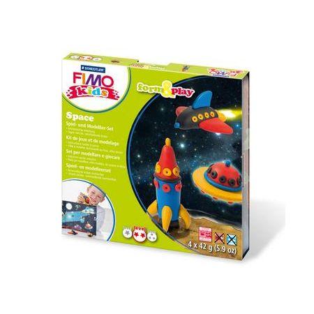 FIMO kids kit form & play, espace