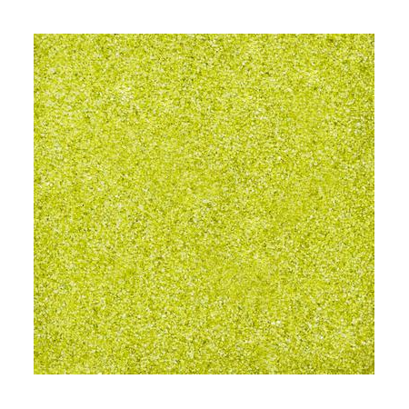 Sable Coloré 0,1-0,5mm 500ml vert pomme