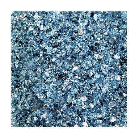Éclats De Miroir 1-4mm 500g bleu