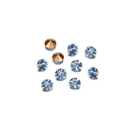 Pierres de strass 1,7mm light saphire SB60