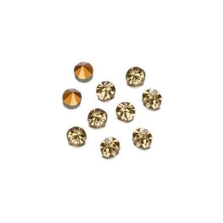 Pierres de strass 1,7mm black diamond SB60